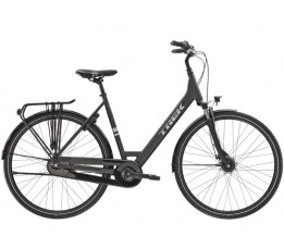 Trek 2021 District 1 Equipped Lowstep