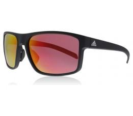 Adidas Sportbril  Whipstart Zwart Mat Mirror