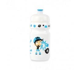 Zefal Bidon Little Z Z-boy 350 Ml Wit/blauw