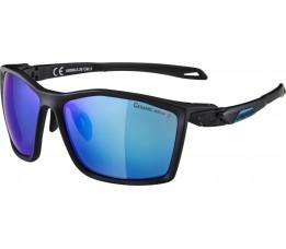Alpina Bril  Twist Five Cm+ Black Matt