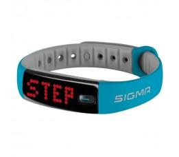 Sigma Polscomputer Activo Bluetooth, Blauw
