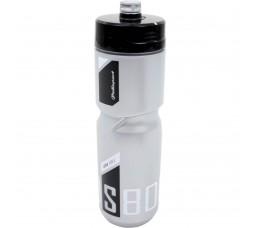 Polisport Bidon S800 Zilver/zwart/wit