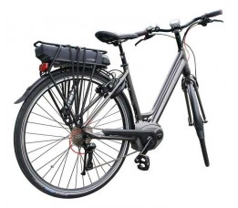 Ds Covers Hoes Ds E-bike Accu Zwart