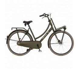 Cortina U4 Transport, Elegance Green Matt